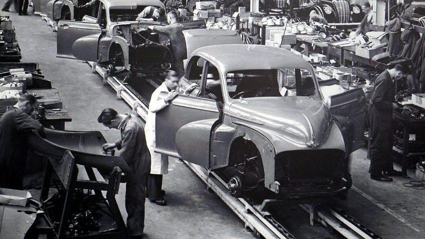 La revolución industrial marcó un antes y después en los avances de la tecnología mundial