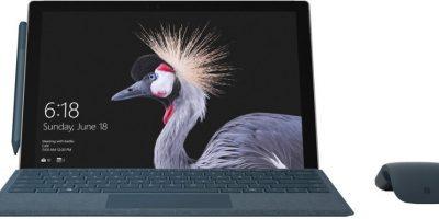 Surface Pro 2017 de Microsoft