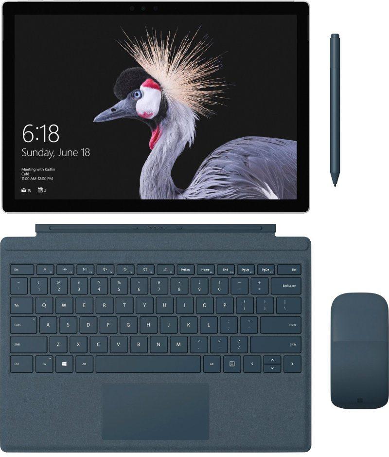 Surface Pro 5 2017 de Microsoft