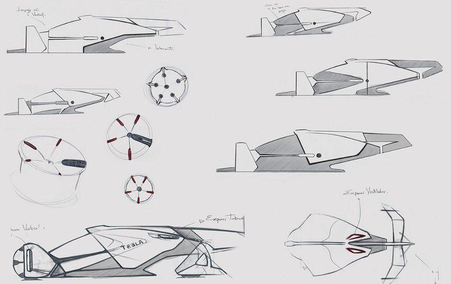 testla t1 diseño conceptual