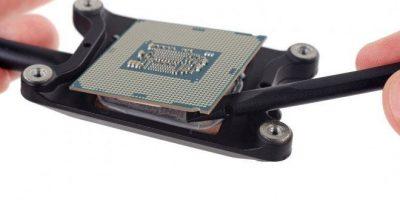 Reemplazar CPU iMac