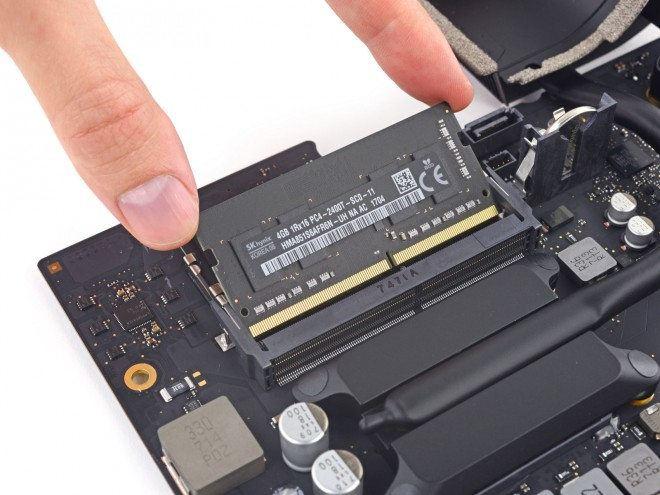 Reemplazar la RAM de tu iMac también es posible