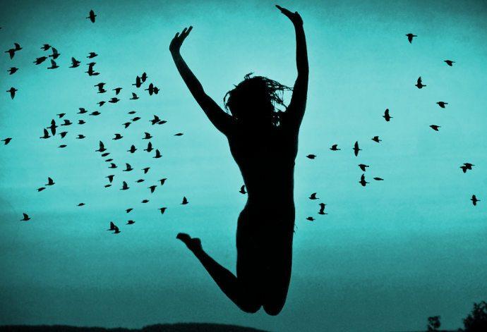 La espontaneidad es algo característico de los seres humanos