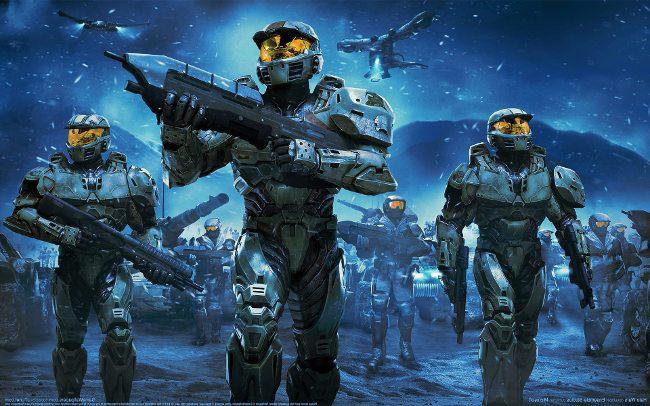 Fuerzas Especiales de Estados Unidos podrían algún día parecerse a las de afamado juego Halo