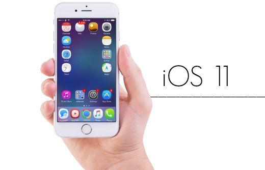 iOS 11 de Apple, el próximo sistema operativo para el iPhone e iPad