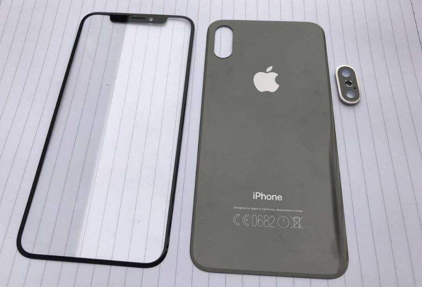 Nuevo iPhone usaría cristal como material para permitir la carga inalámbrica de baterías