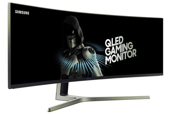 Samsung CHG90, una bestia de 49 pulgadas que será el sueño de todo gamer