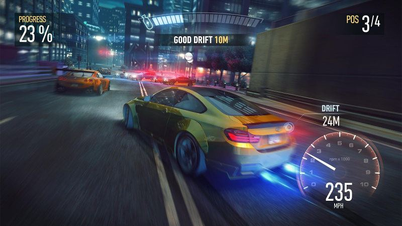 need for speed 2017 - gameplay