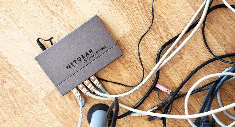 El router es uno de los aparatos electrónicos más usados para conectar a Internet