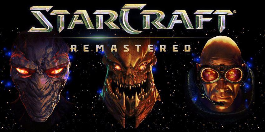 Starcraft Remastered vuelve para traerte las mejores épicas batallas de estrategia