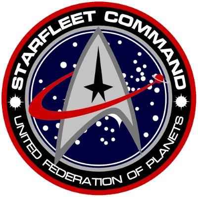 Pronto podríamos ver un logo similar al de Starfleet, pero en la realidad y perteneciente a Estados Unidos