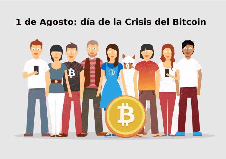 bitcoin 1 agosto 2017