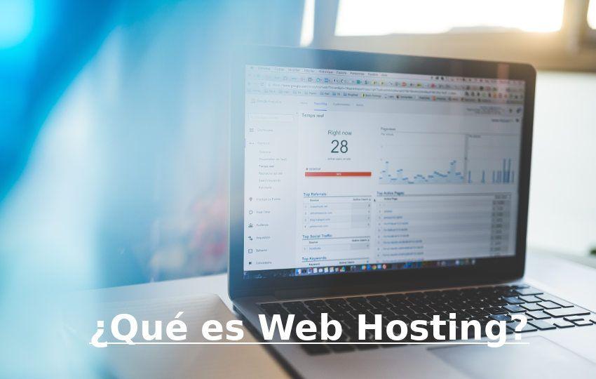 ¿qué es web hosting? concepto de hosting explicado de forma sencilla