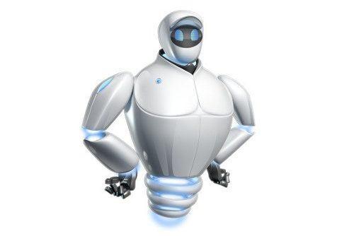 El Robot de Mackeeper nos ayudará en todo momento a mantener nuestra Mac limpia y protegida