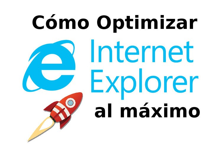 optimizar internet explorer