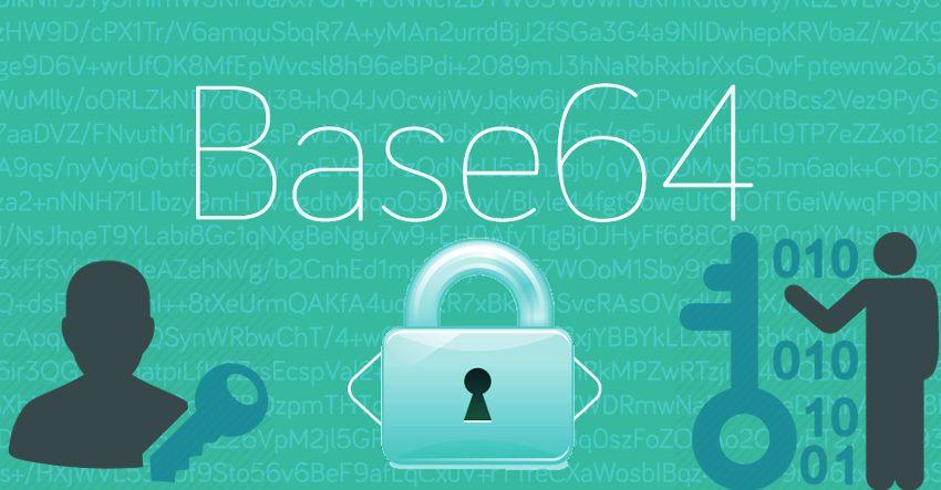 encriptar desencriptar base64