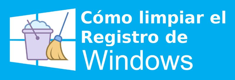 limpiar el registro de Windows