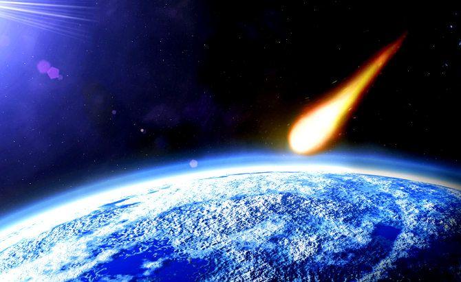 asterioide impacto planeta tierra
