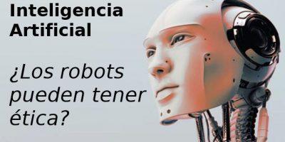 inteligencia artificial etica y moral