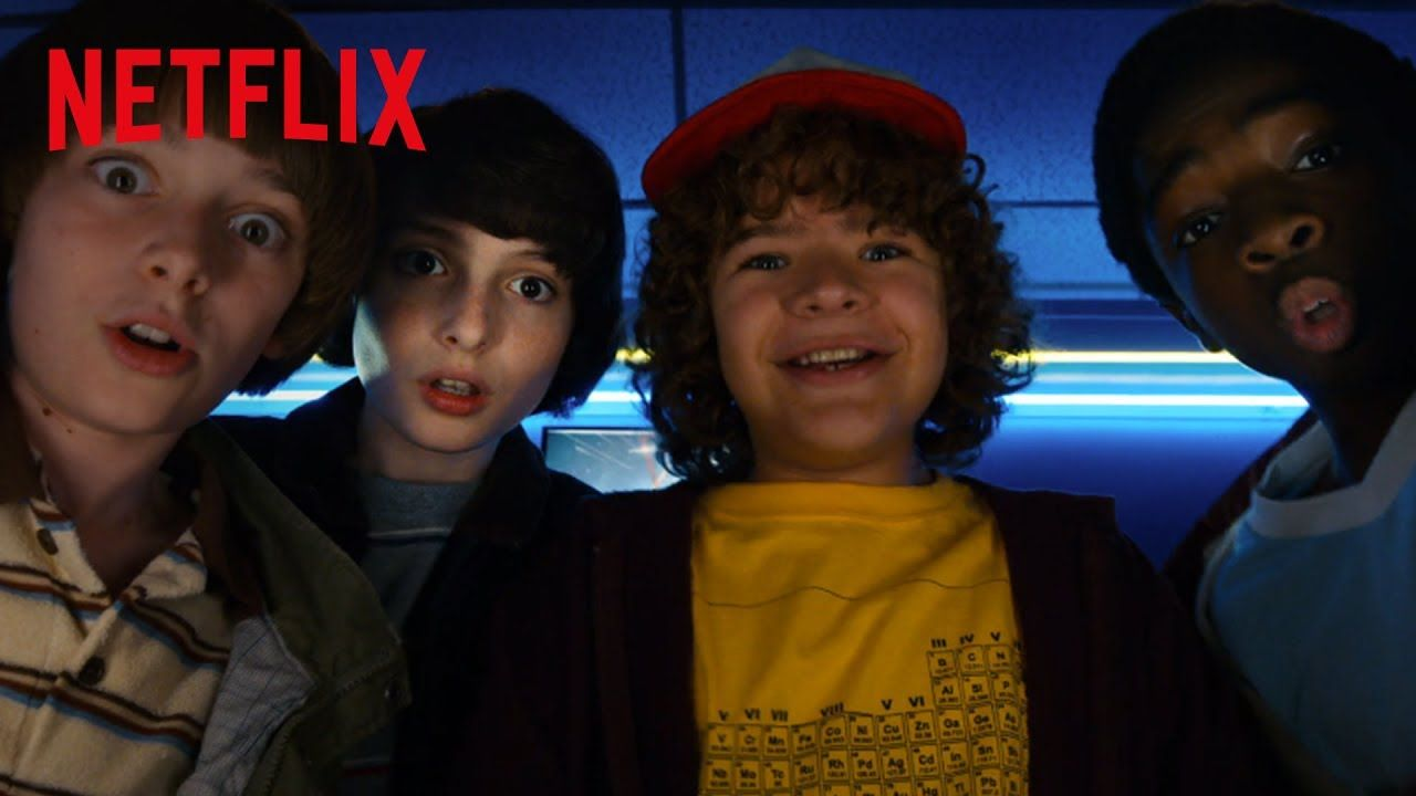 stranger things trailer temporada 2