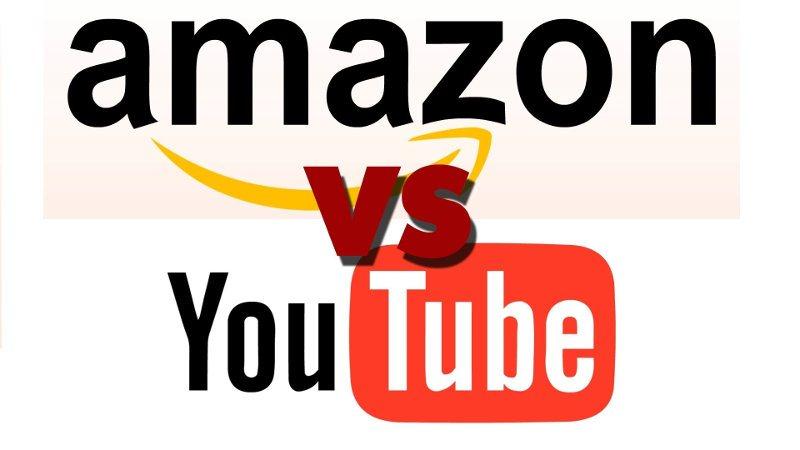 amazon vs youtube