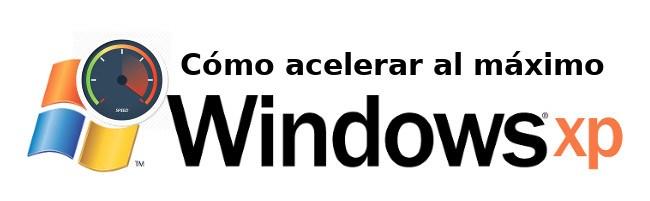 acelerar windows xp