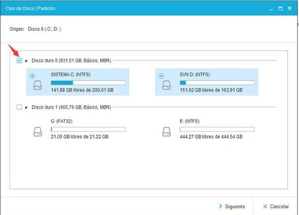 clonar disco duro a ssd - paso 01