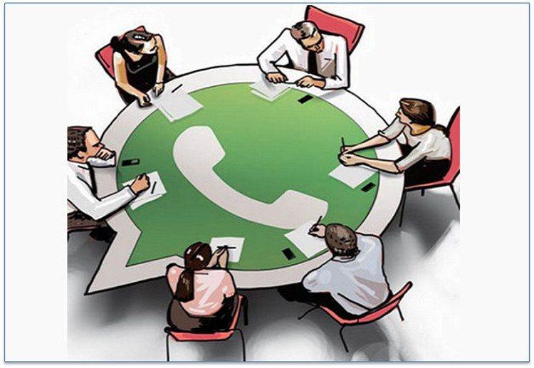 grupo de whatsapp privacidad