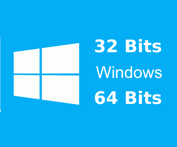 32 bits vs 64 bits