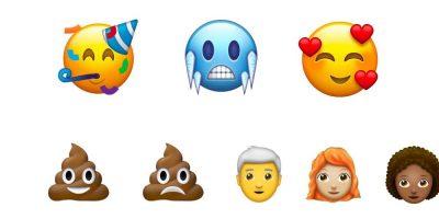 emojis 2018 whatsapp