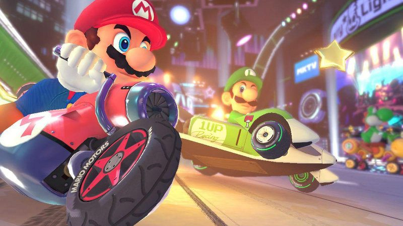 200cc Is Mario Kart 8 S Most Underrated Contribution To The Series