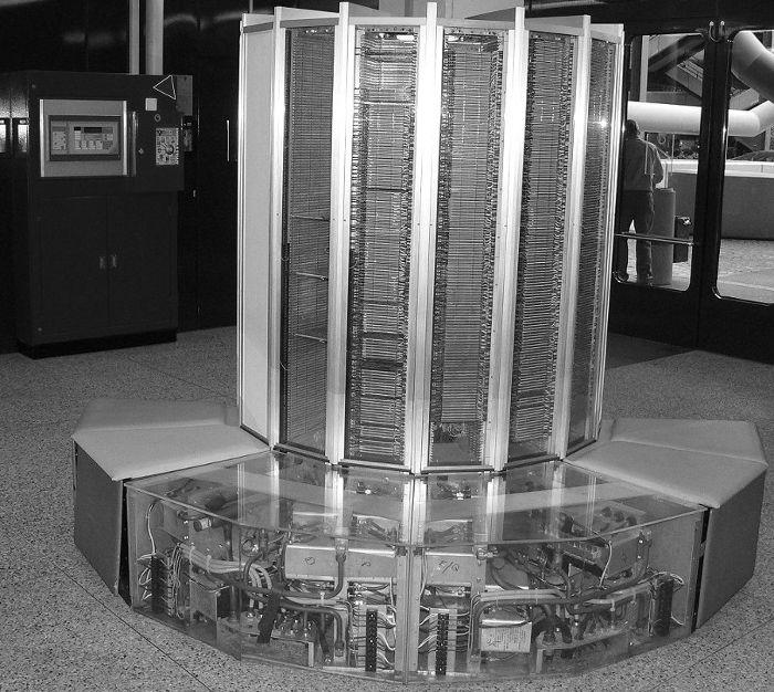 supercomputadora cray-1