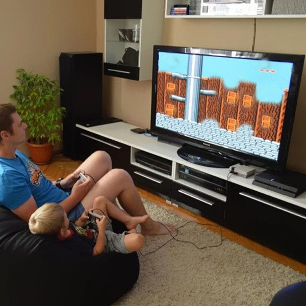 Consola de videojuegos NES MIni