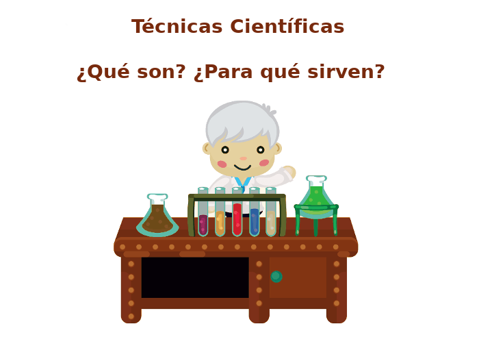 qué son las técnicas científicas
