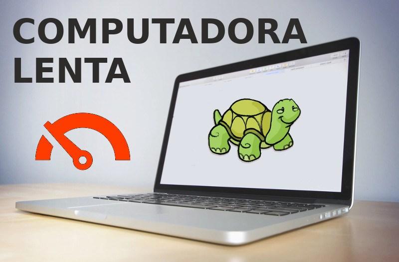 computadora lenta