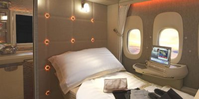 ventanas emirates airlines oled
