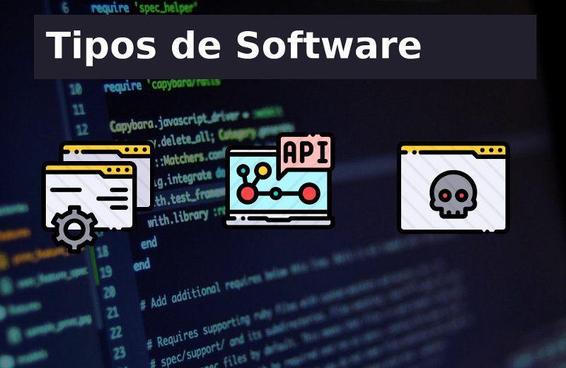 tipos de software y su clasificación