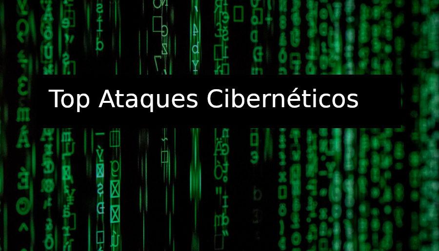 Top 5 Ataques Cibernéticos más comunes en computadoras