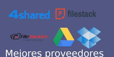 Hosting de Archivos: mejores sitios para subir archivos y compartir gratis