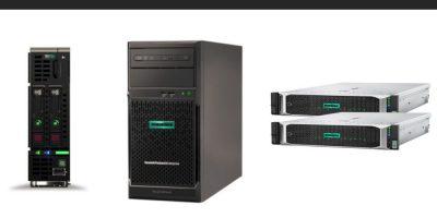 servidores HP