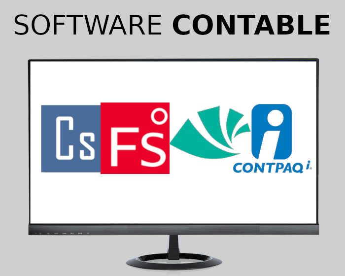 software contable