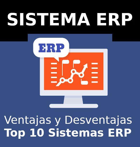 Sistema ERP: Qué es - Ventajas y Desventajas del Software ERP