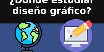 Top 10 lugares donde estudiar diseño gráfico