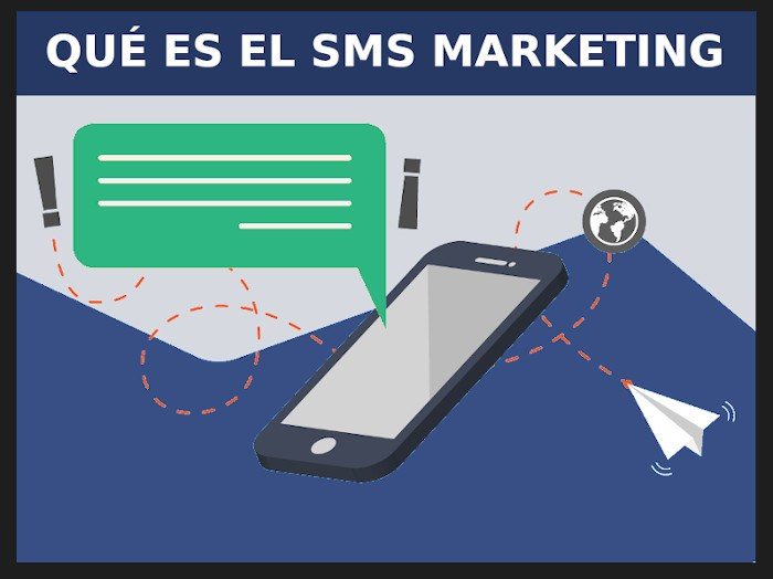 Qué es el SMS marketing