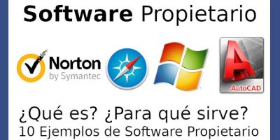 ¿Qué es Software propietario?