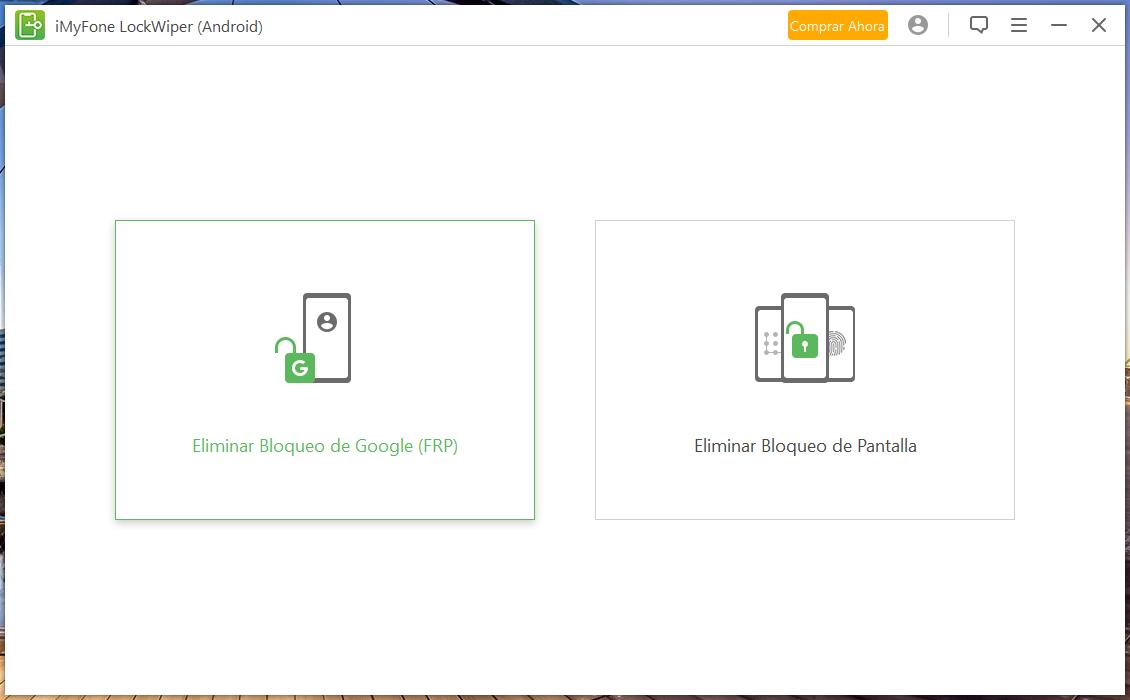 LockWiper para Android