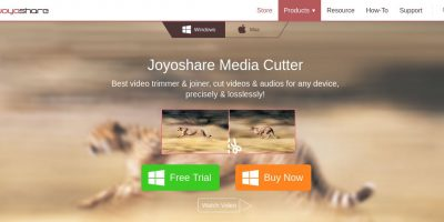 Joyoshare Media Cutter para Windows