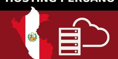 Hosting Perú: Top 10 mejroes proveedores de Hosting en Perú