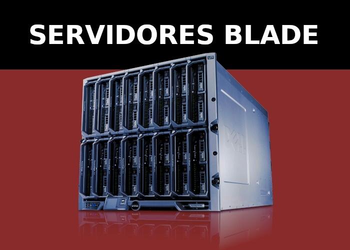 que son los servidores blade