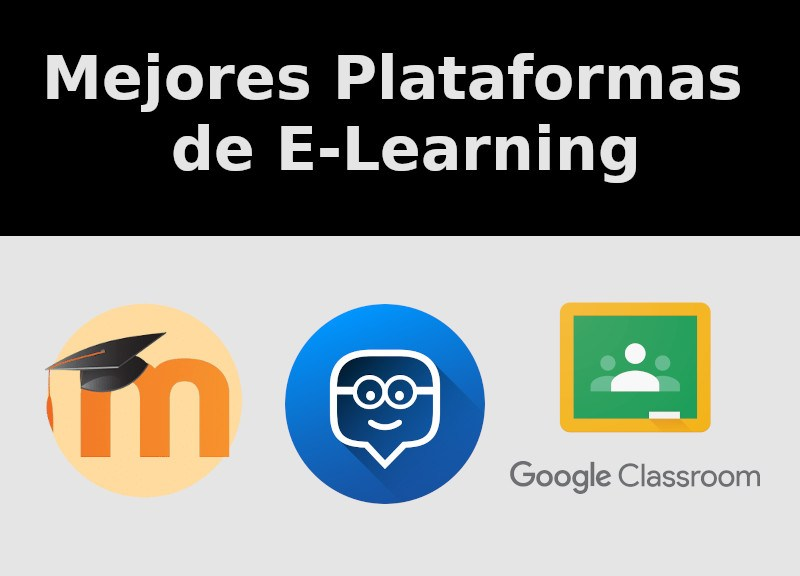 Mejores Plataformas E-learning para estudiar online